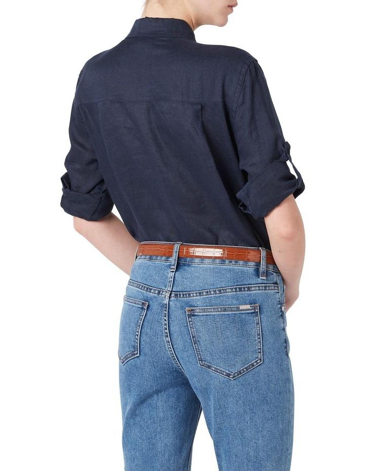 Everly Linen Shirt image 3