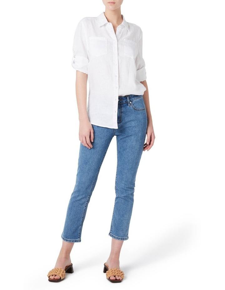 Everly Linen Shirt image 1