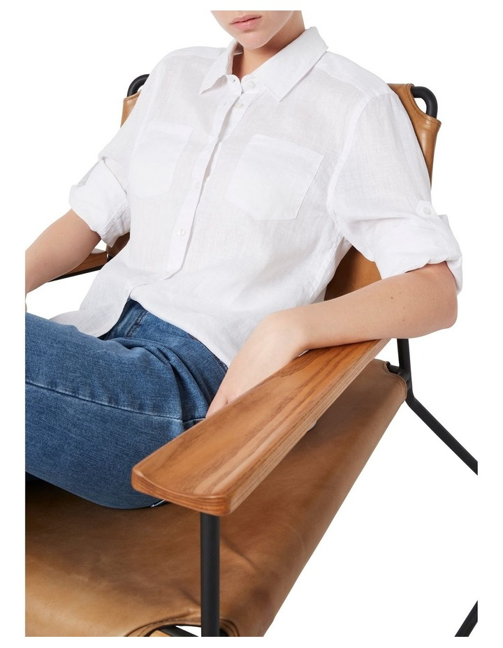 Everly Linen Shirt image 2