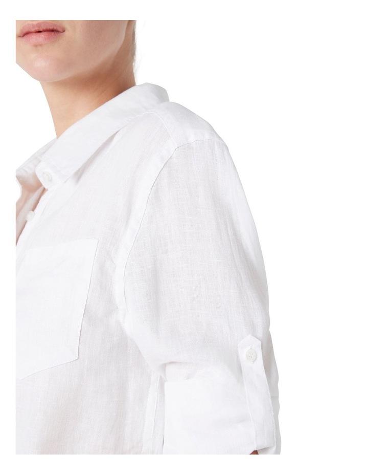 Everly Linen Shirt image 4