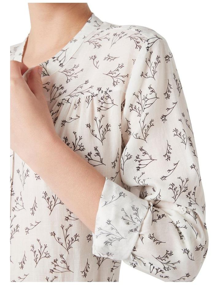 Rosie Floral Printed Blouse image 4