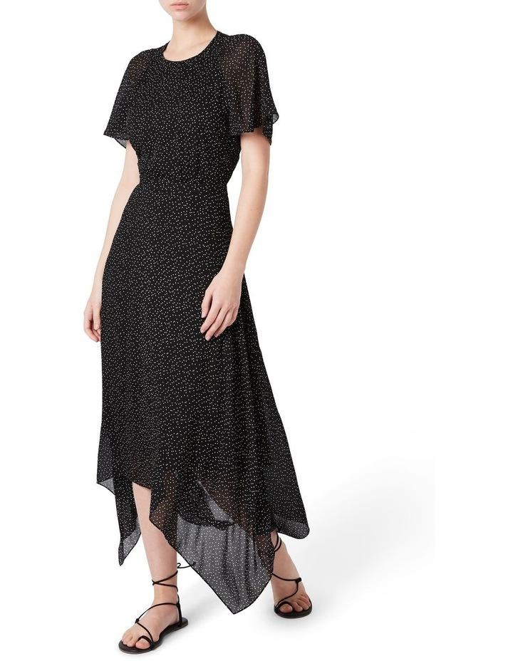 Martina Spot Midi Dress image 1
