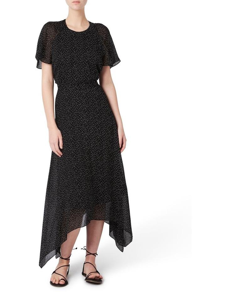 Martina Spot Midi Dress image 2
