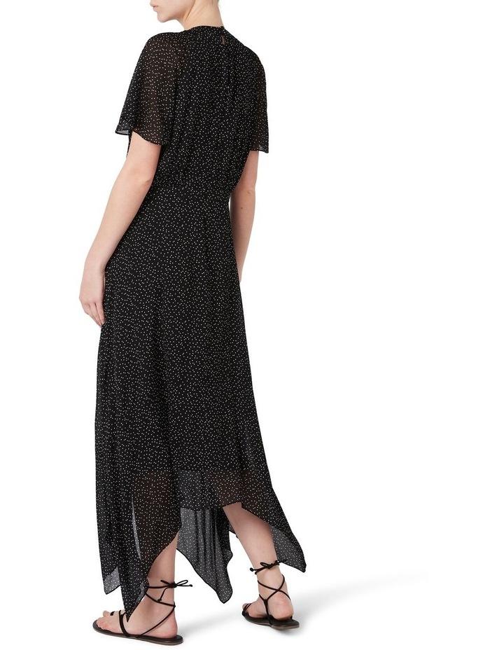 Martina Spot Midi Dress image 3
