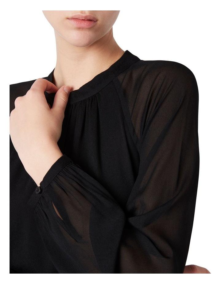 Raglan Sleeve Georgette Blouse image 4