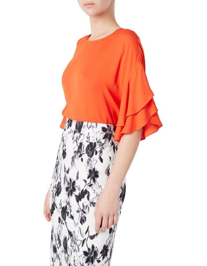 Ruffle Sleeve Blouse image 1