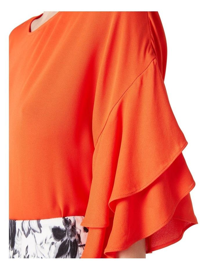 Ruffle Sleeve Blouse image 4