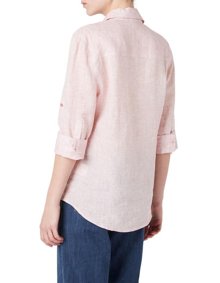 Elise Linen Shirt image 3