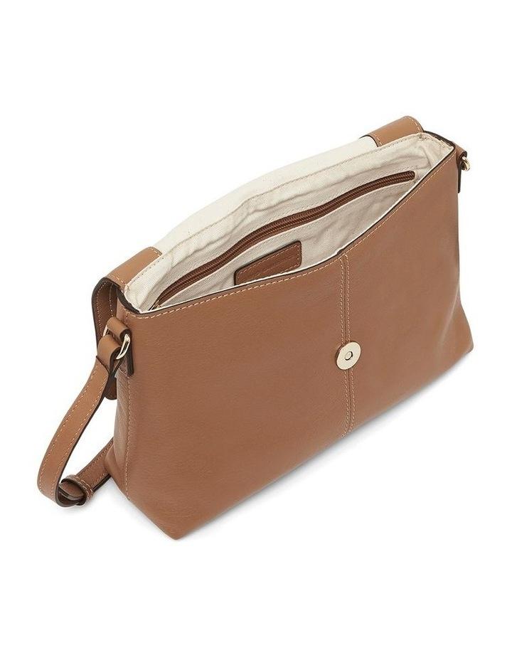 Inez Leather Cross Body Bag image 3