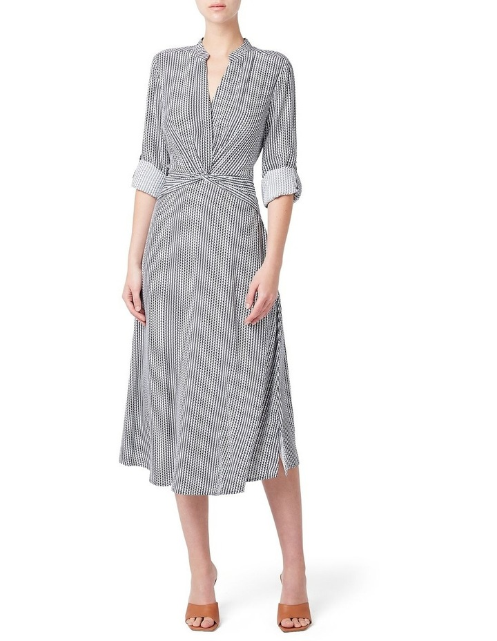 Ciara Geo Shirt Dress image 1