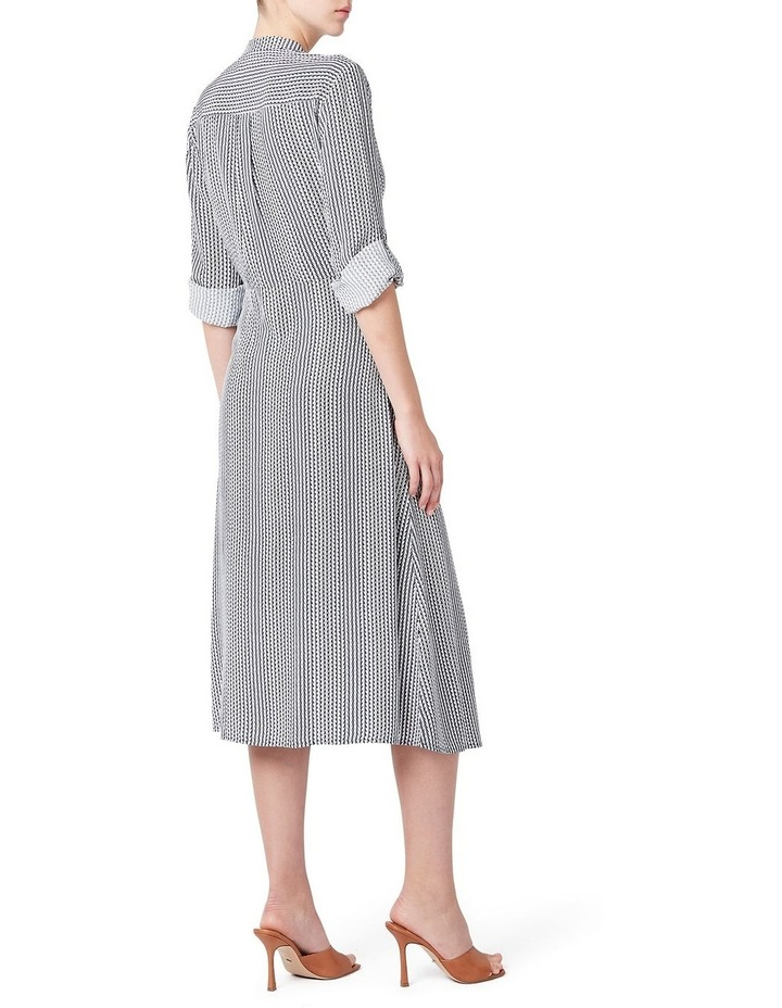 Ciara Geo Shirt Dress image 3