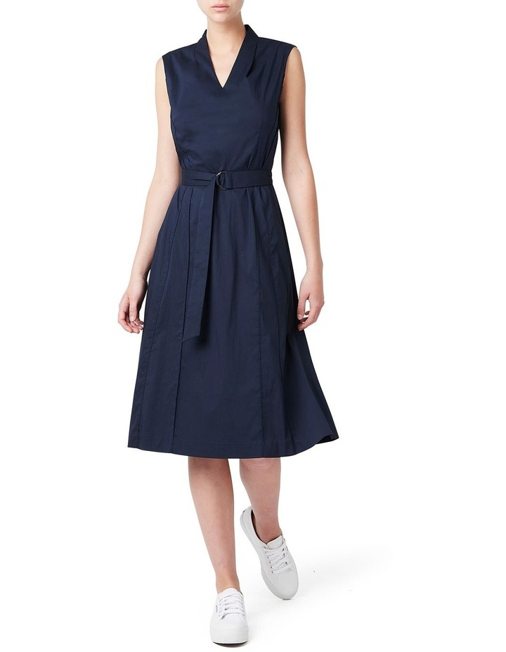 D-ring Belted Dress image 1