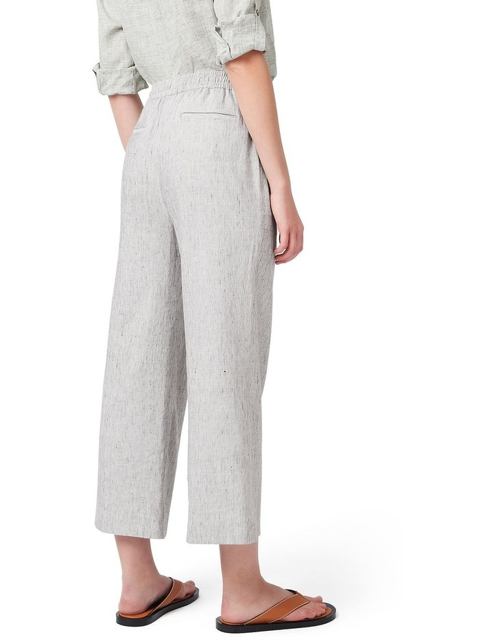 Ingrid Relaxed Linen Pant image 3