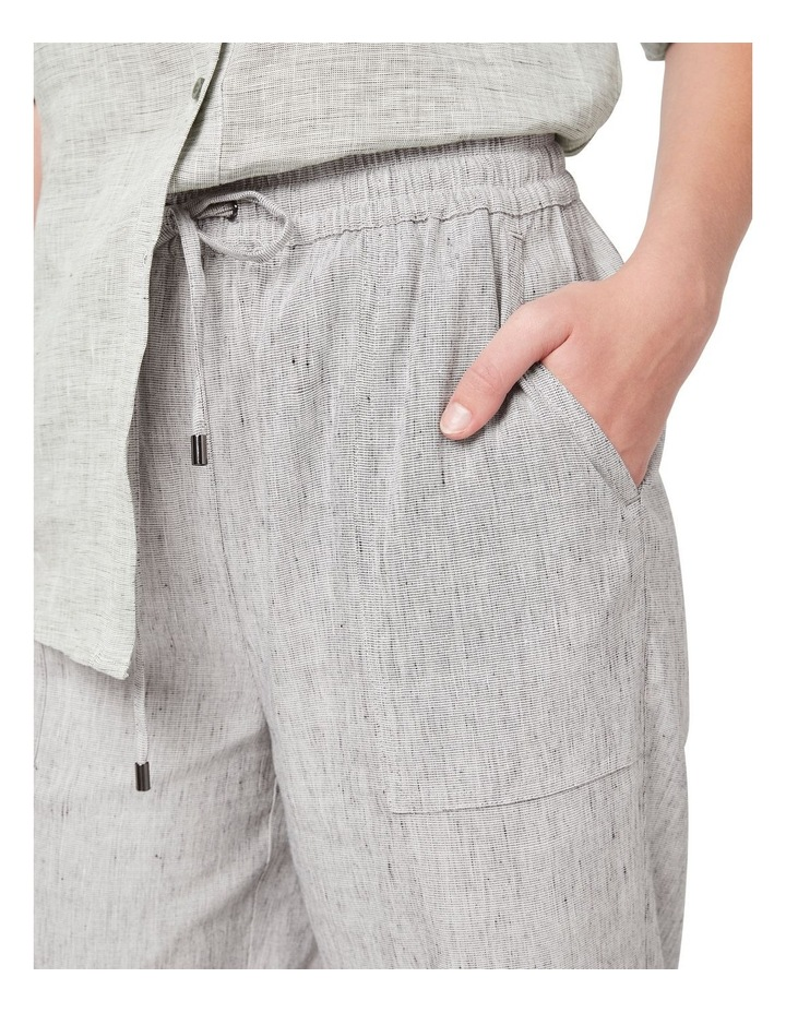 Ingrid Relaxed Linen Pant image 4