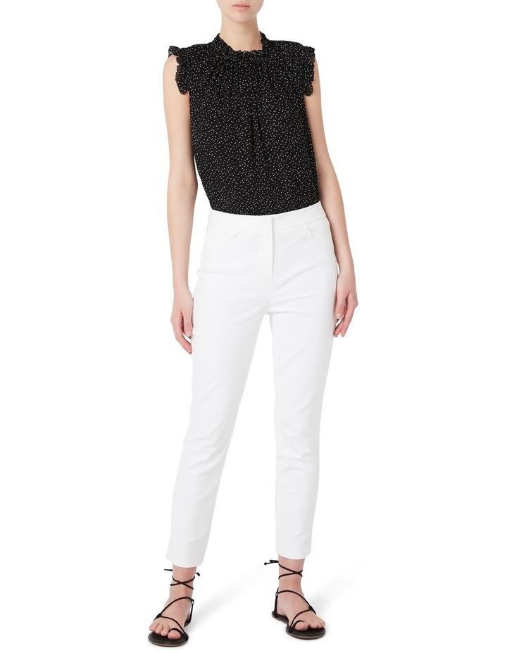 Sarah Compact Cotton Pant image 2