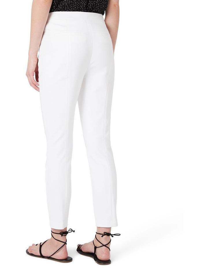 Sarah Compact Cotton Pant image 3