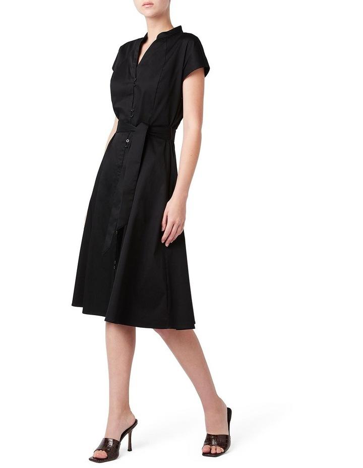 Button Front Cotton Dress image 2