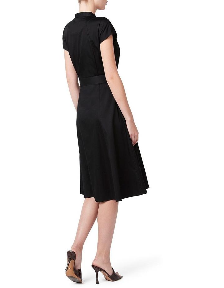 Button Front Cotton Dress image 3