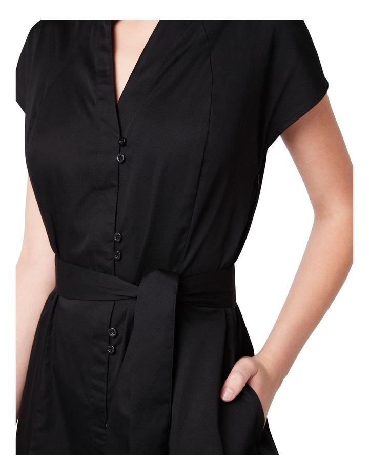 Button Front Cotton Dress image 4