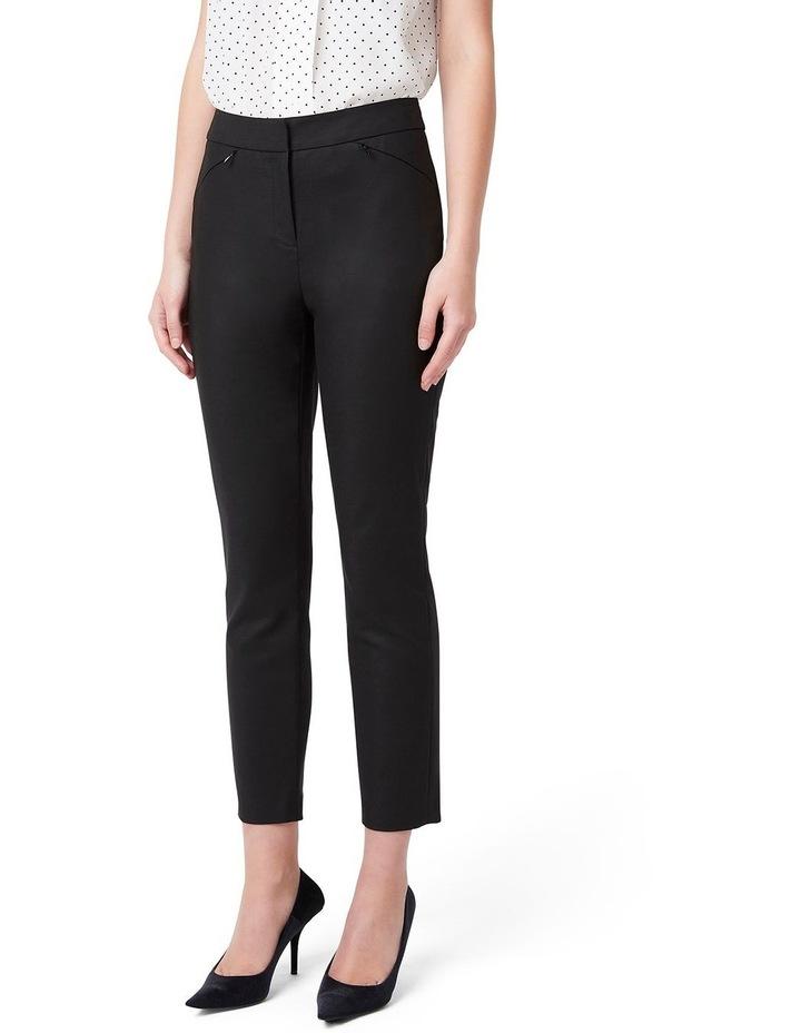 Sarah Compact Cotton Pant image 1