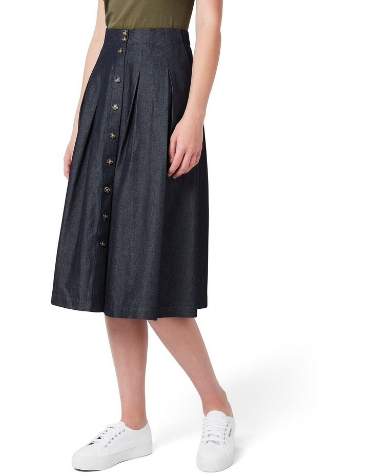 Tessa Tencel Pleated Skirt image 1