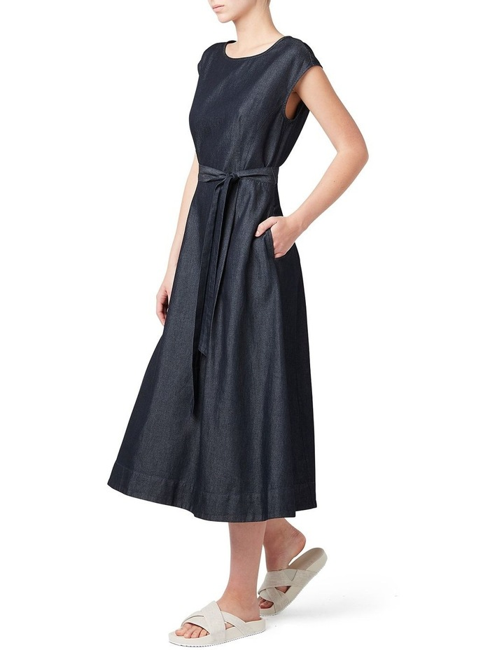 Tessa Tencel Midi Dress image 2