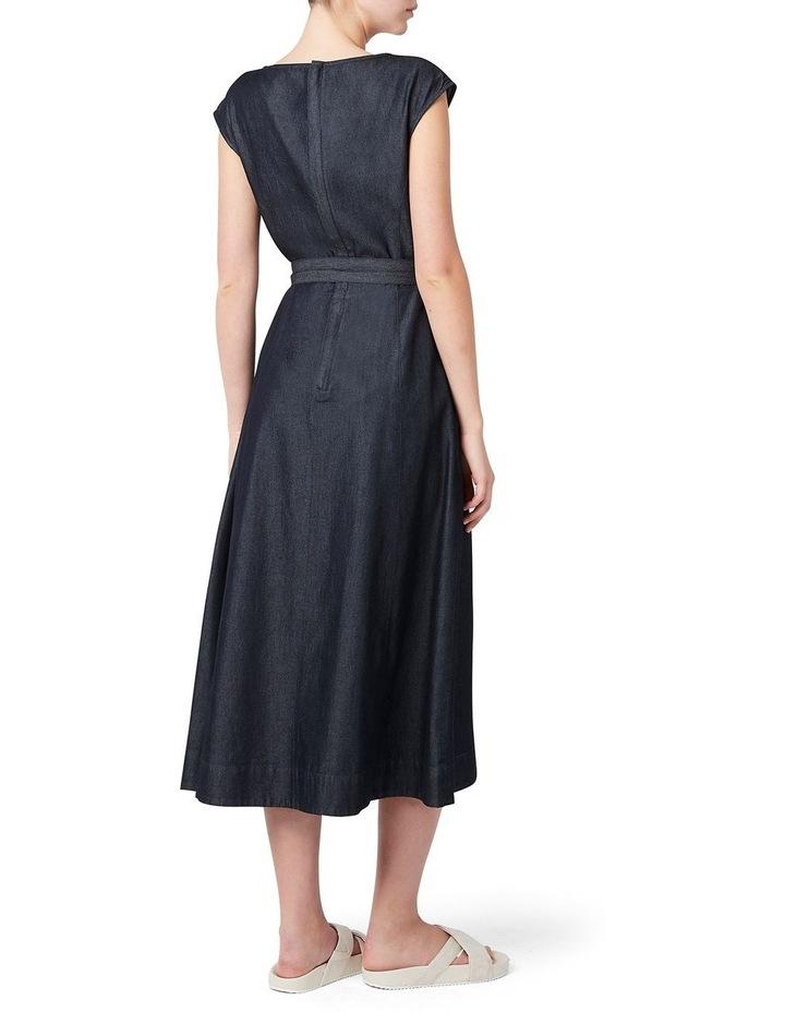 Tessa Tencel Midi Dress image 3