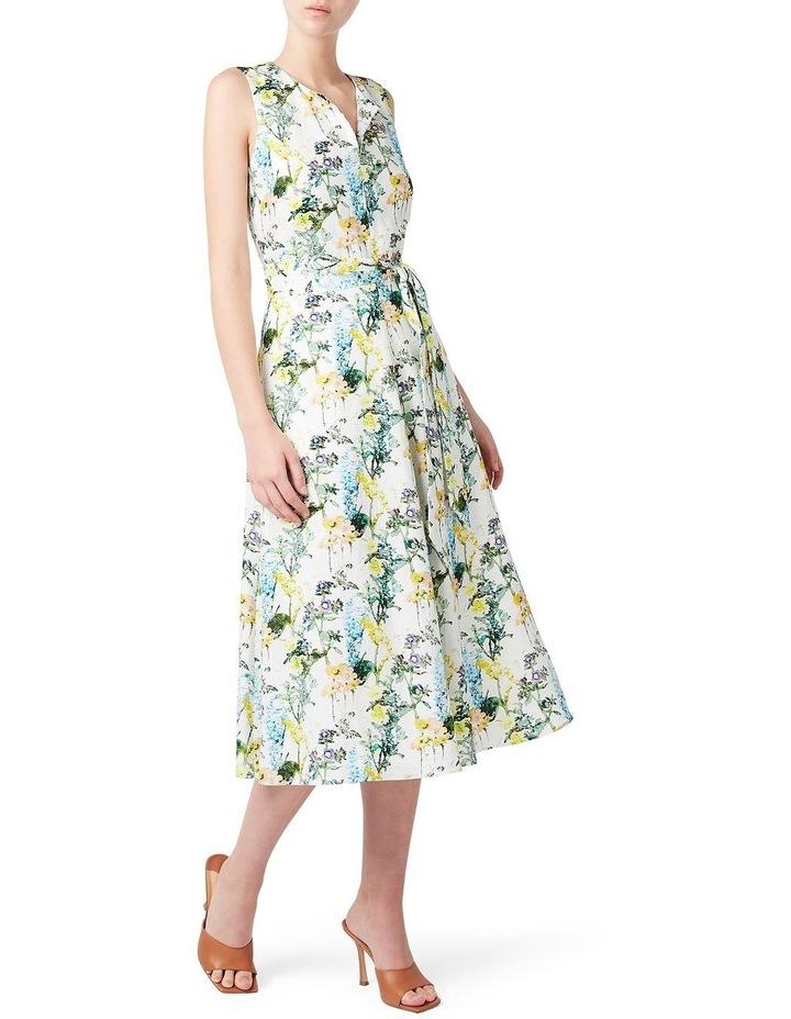 Zahra Linen Dress image 2