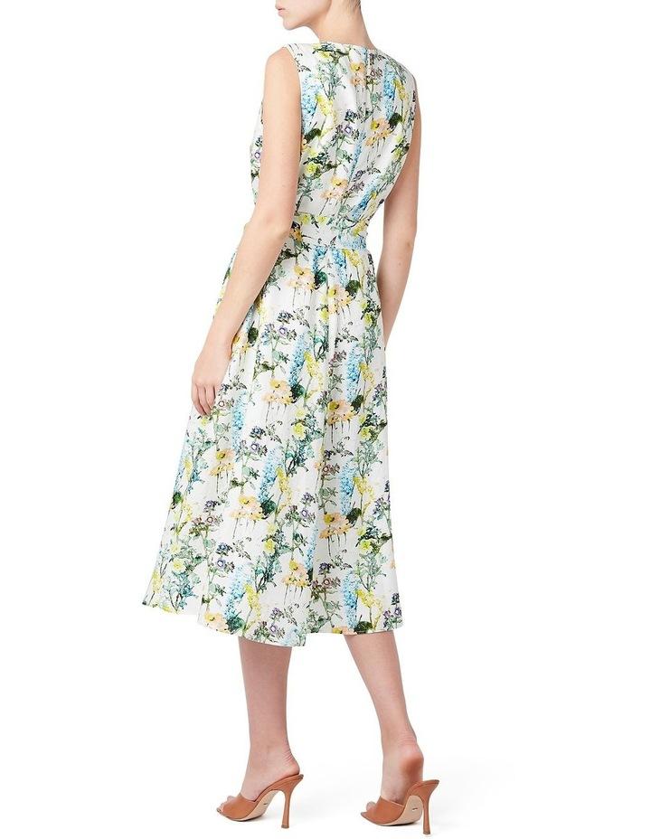 Zahra Linen Dress image 3