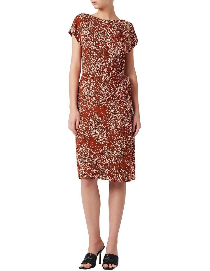 Celeste Jersey Wrap Dress image 1