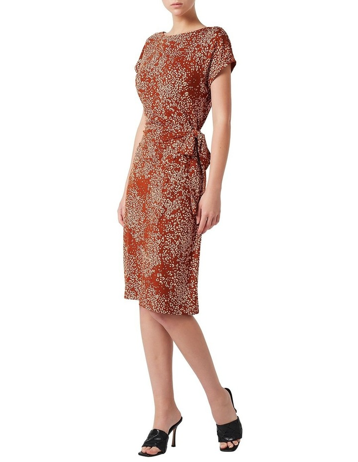 Celeste Jersey Wrap Dress image 2