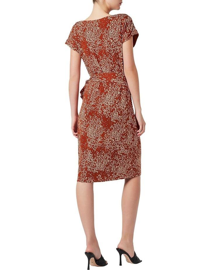 Celeste Jersey Wrap Dress image 3