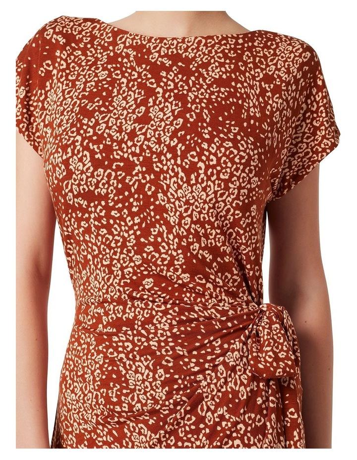 Celeste Jersey Wrap Dress image 4
