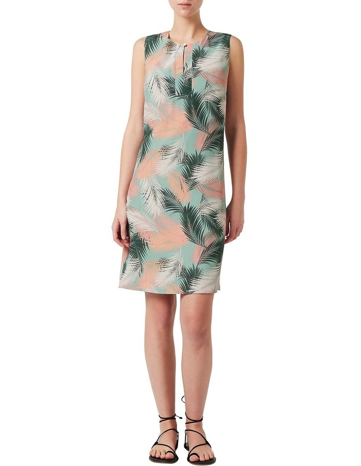 Zali Silk Shift Dress image 1