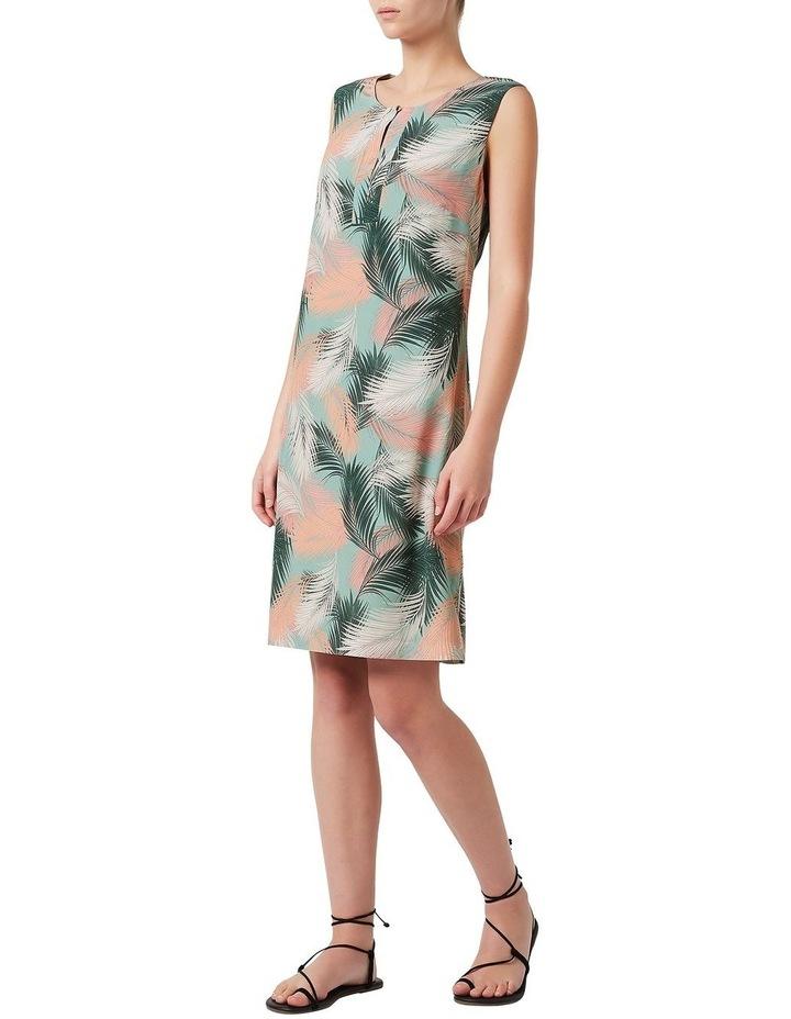 Zali Silk Shift Dress image 2
