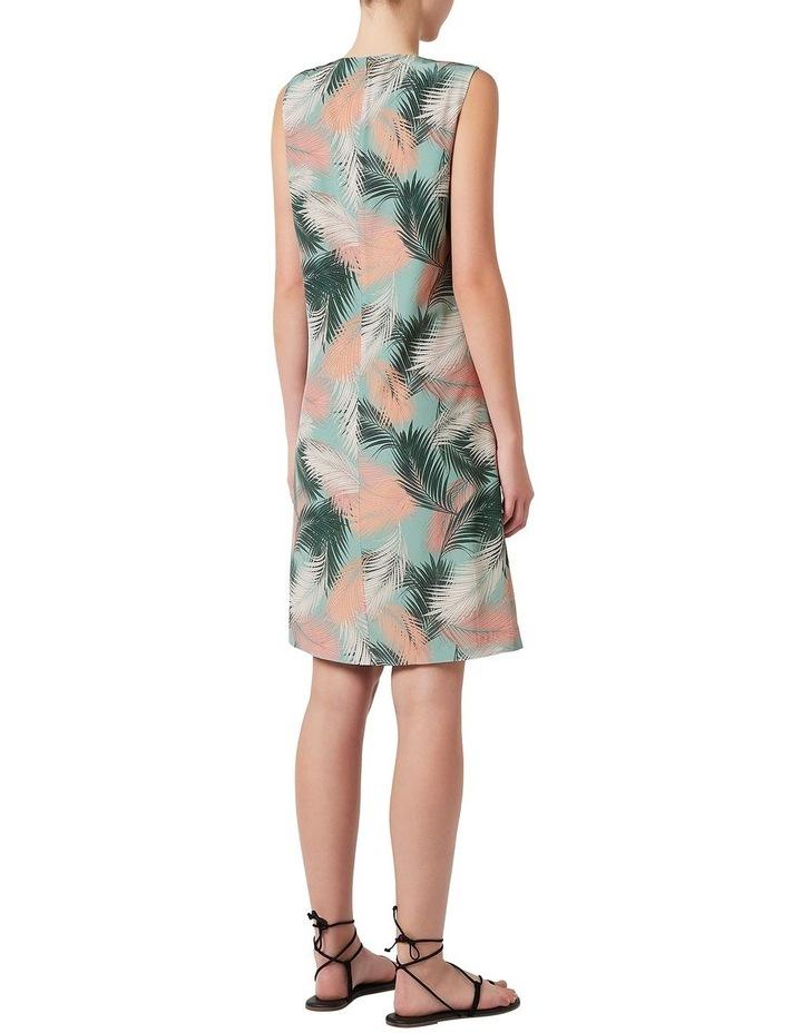 Zali Silk Shift Dress image 3