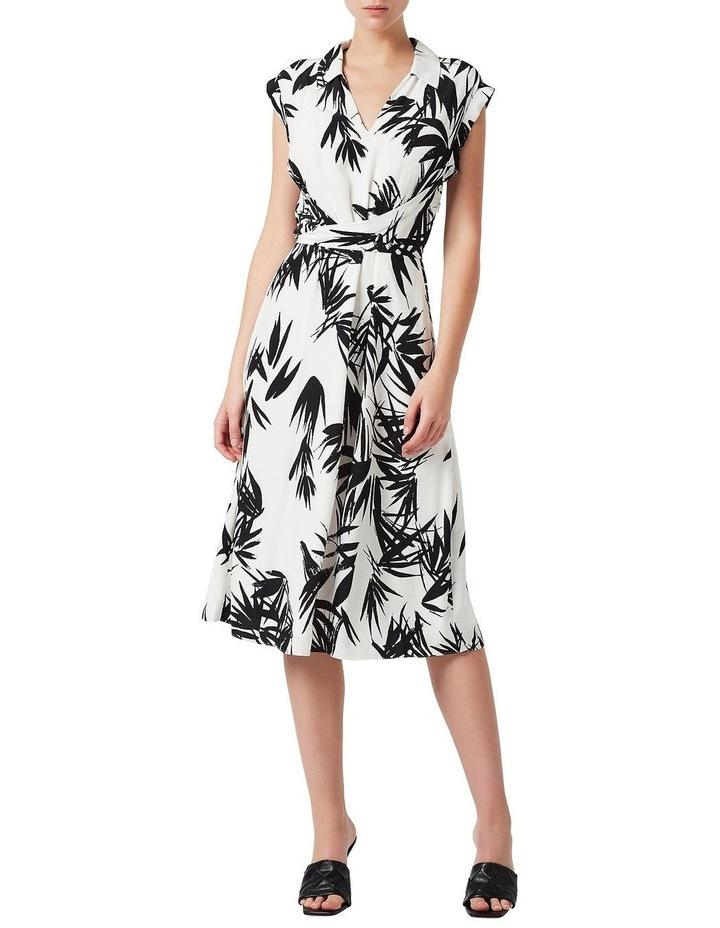Mei Tie Front Dress image 1