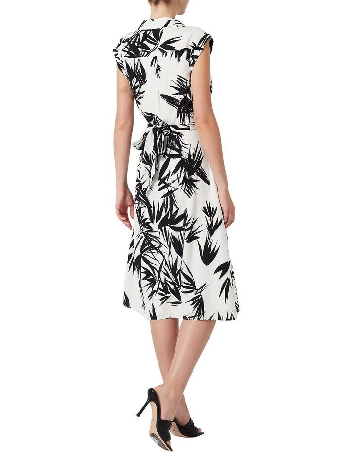 Mei Tie Front Dress image 3