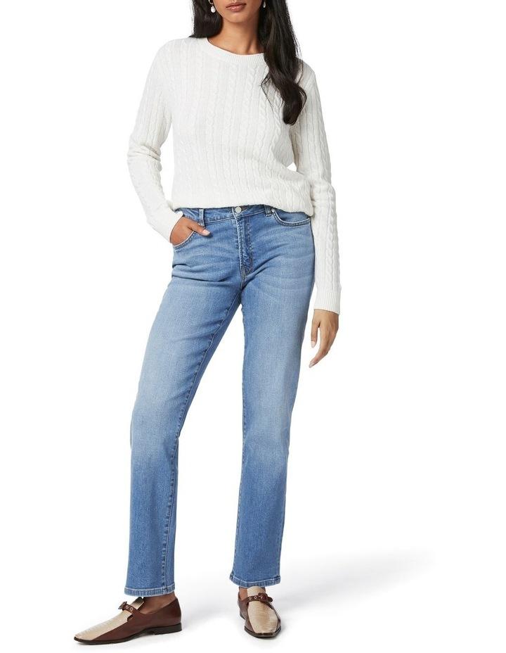Amanda Eco Straight Leg image 2