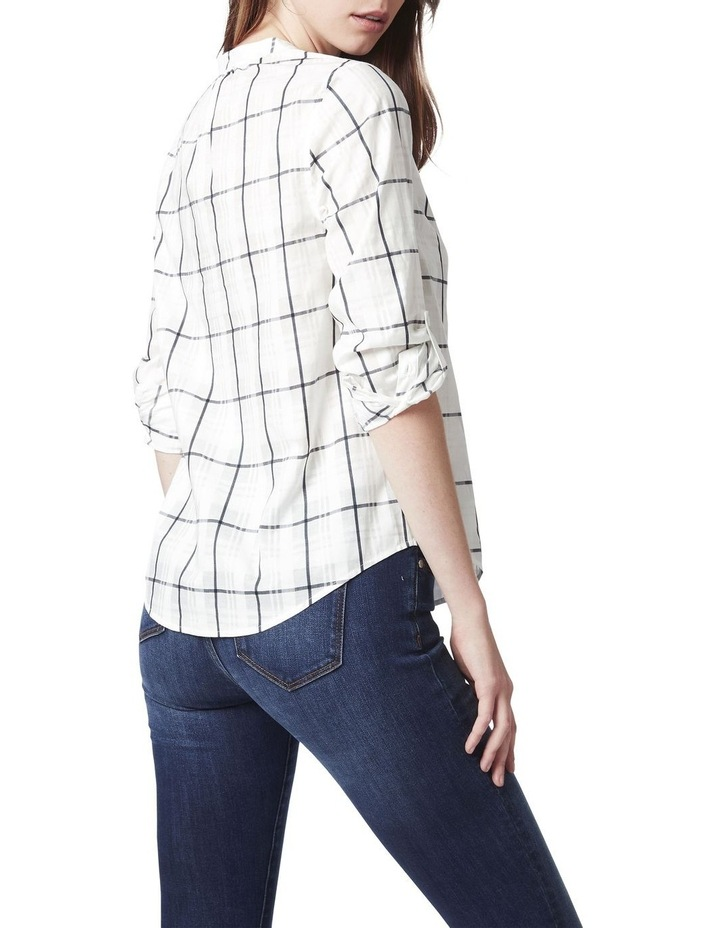 Anthea Check Blouse image 3