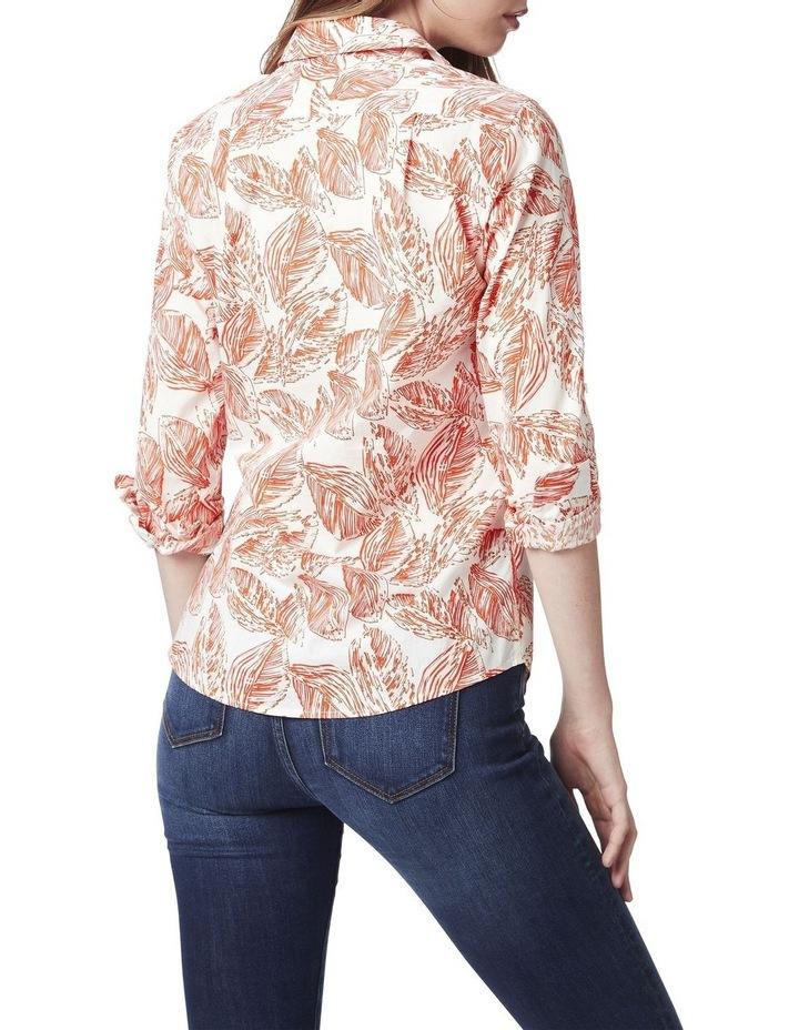 Mela Printed Voile Shirt image 3