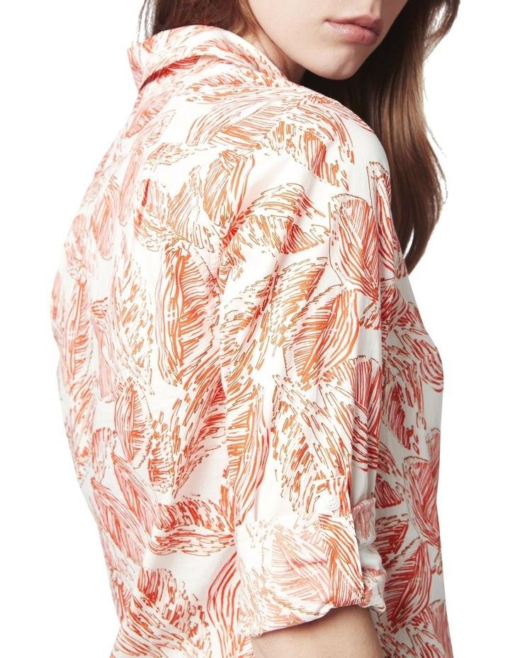 Mela Printed Voile Shirt image 4