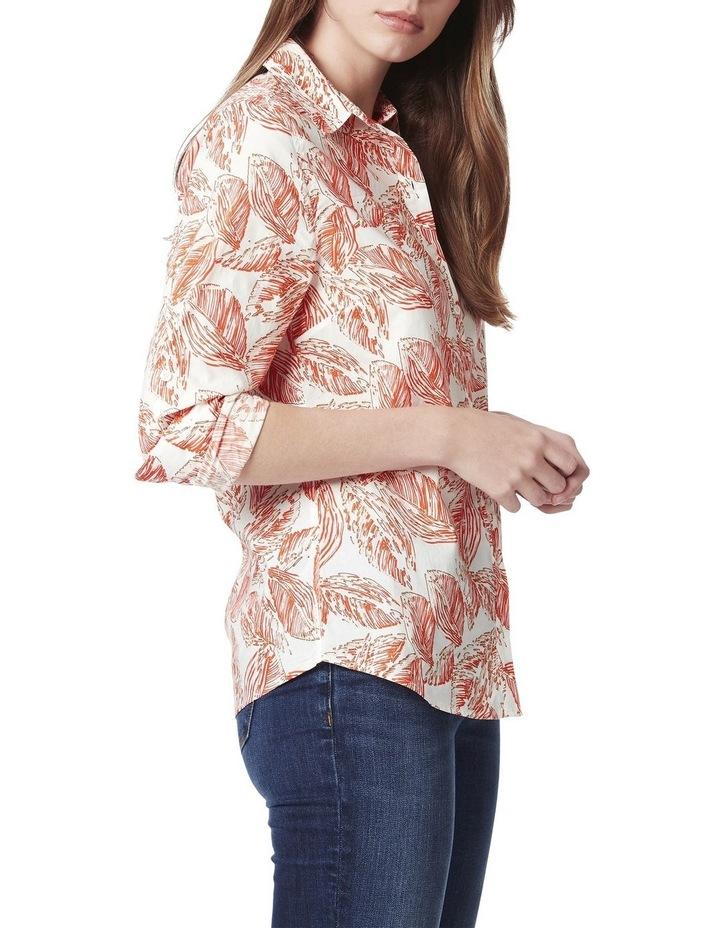 Mela Printed Voile Shirt image 5