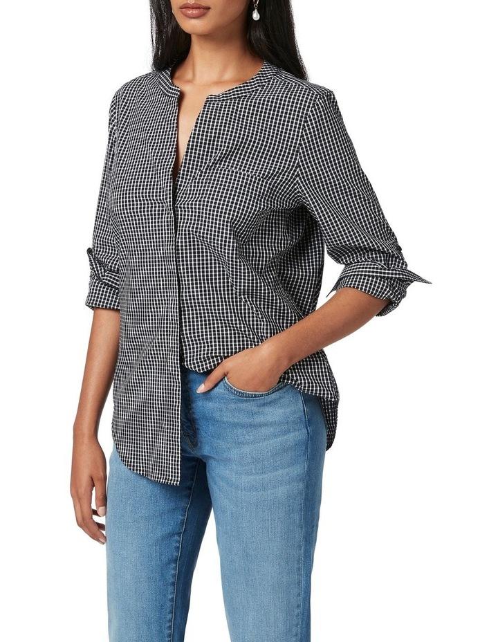 Odette Check Shirt image 1