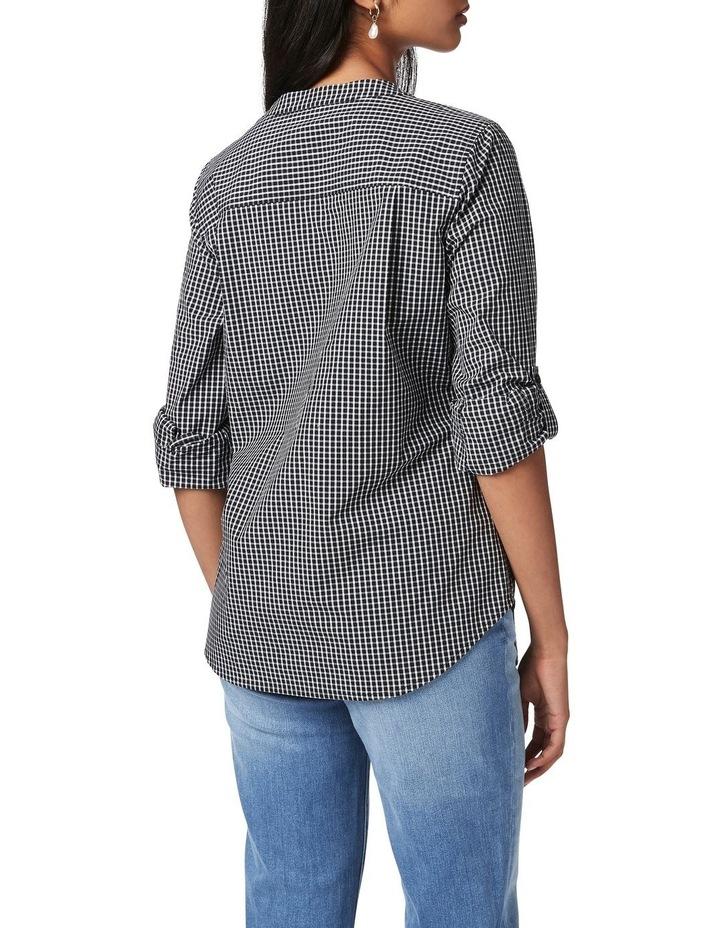Odette Check Shirt image 3
