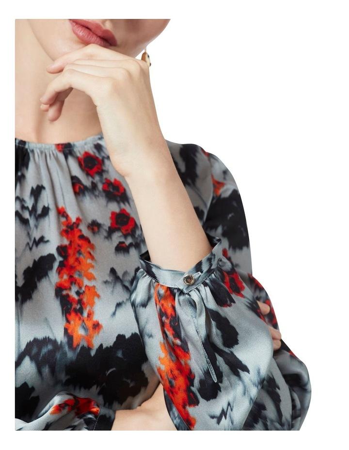 Katia Silk Satin Blouse image 4