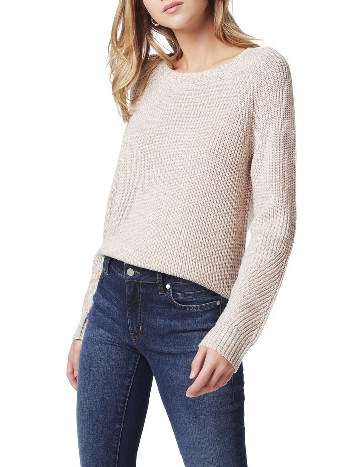Raglan Cotton Knit image 1