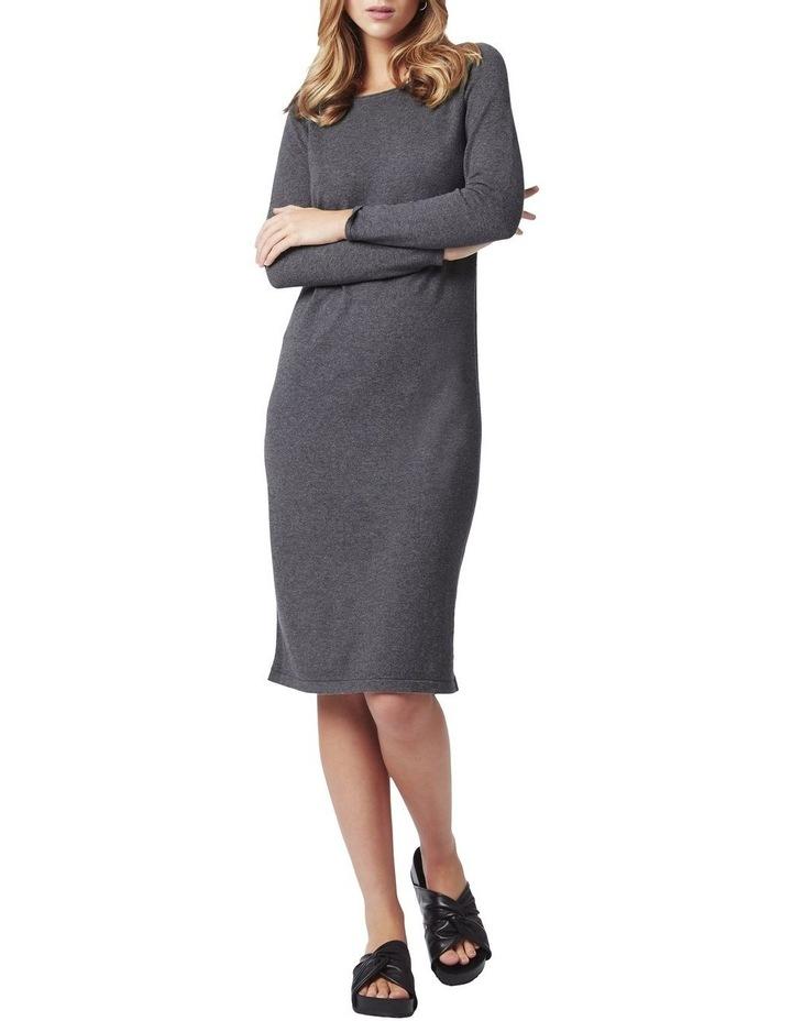 Bettina Ls Knit Dress image 1