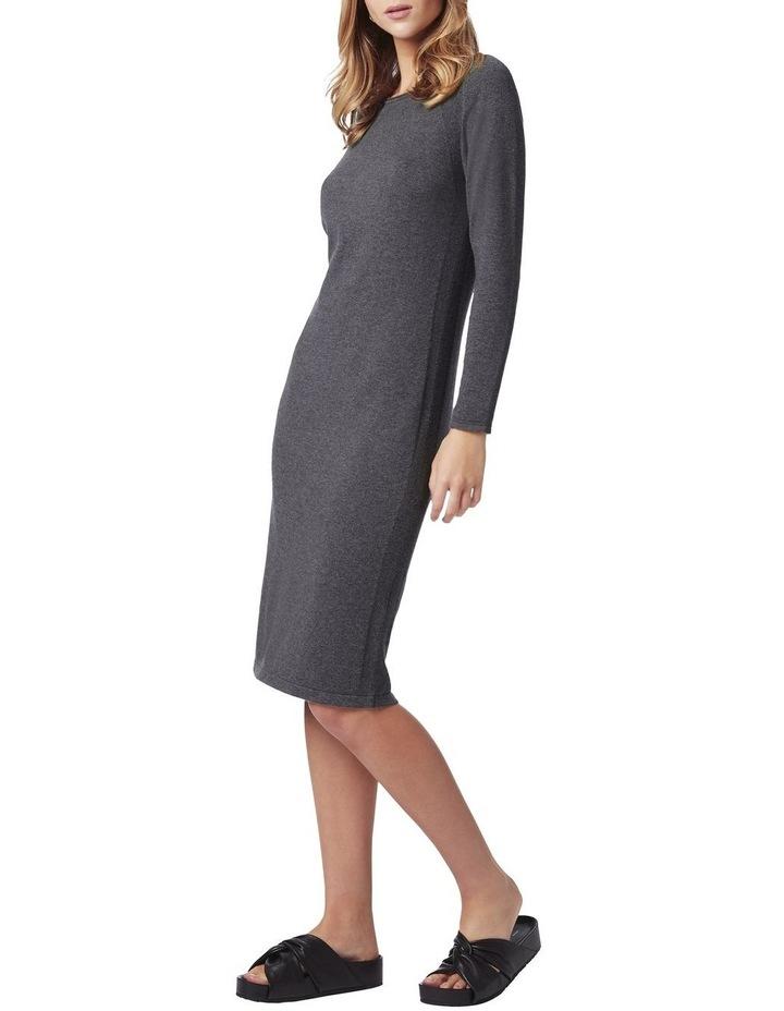 Bettina Ls Knit Dress image 2