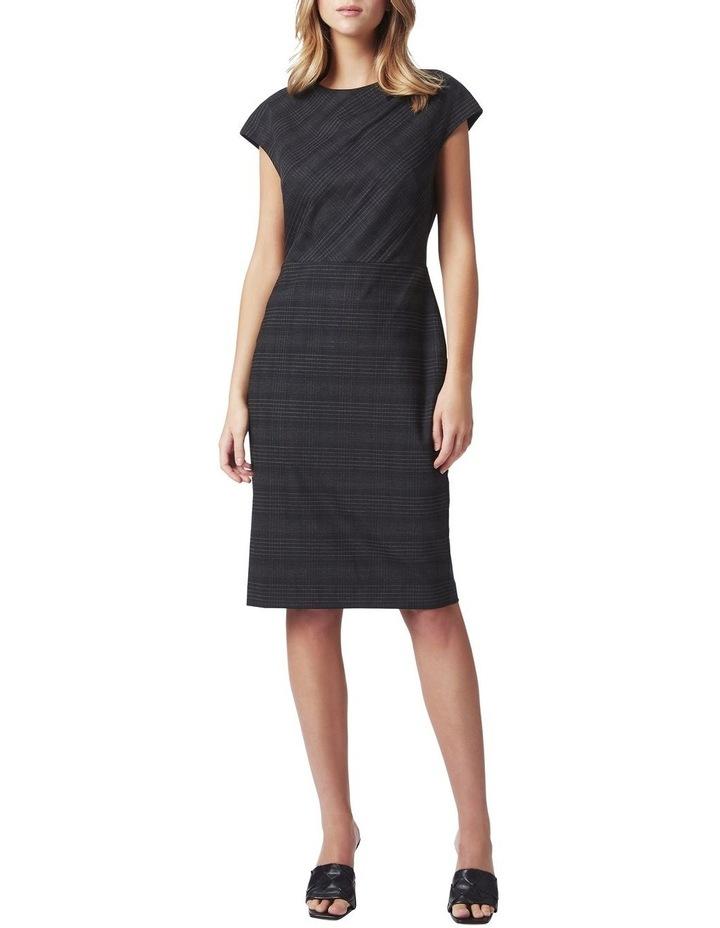 Milena Wool Blend Dress image 1